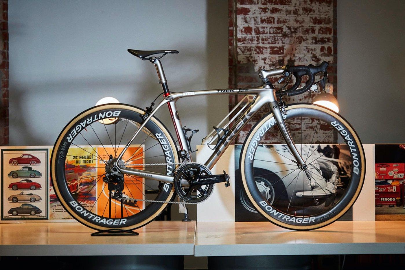 Trek Domane Café Racer by John Degenkolb