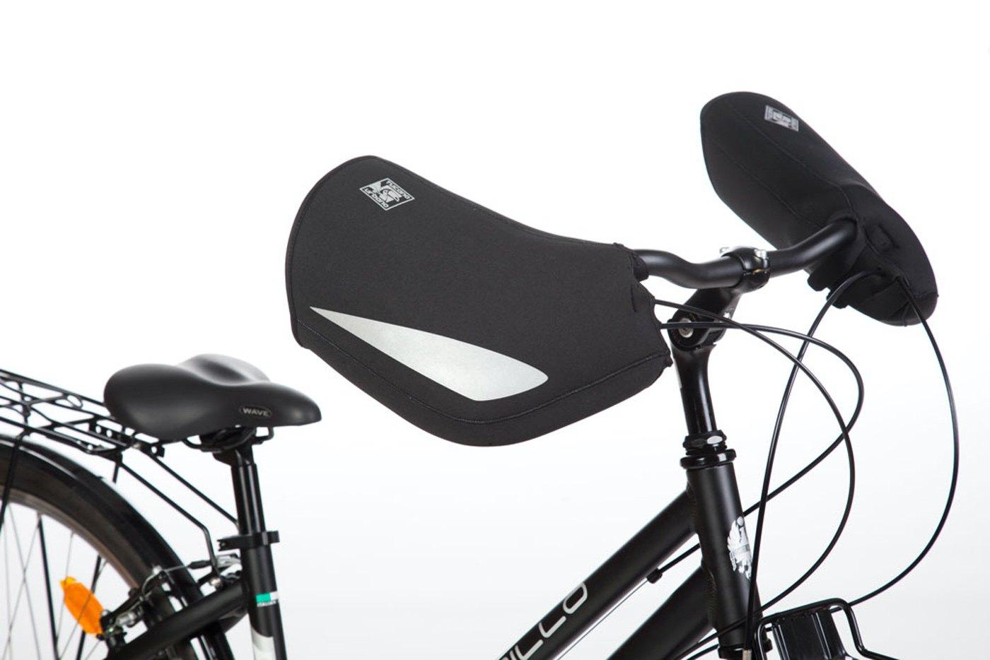 Cada bici con su manopla. Las cinco soluciones de Tucano Urbano