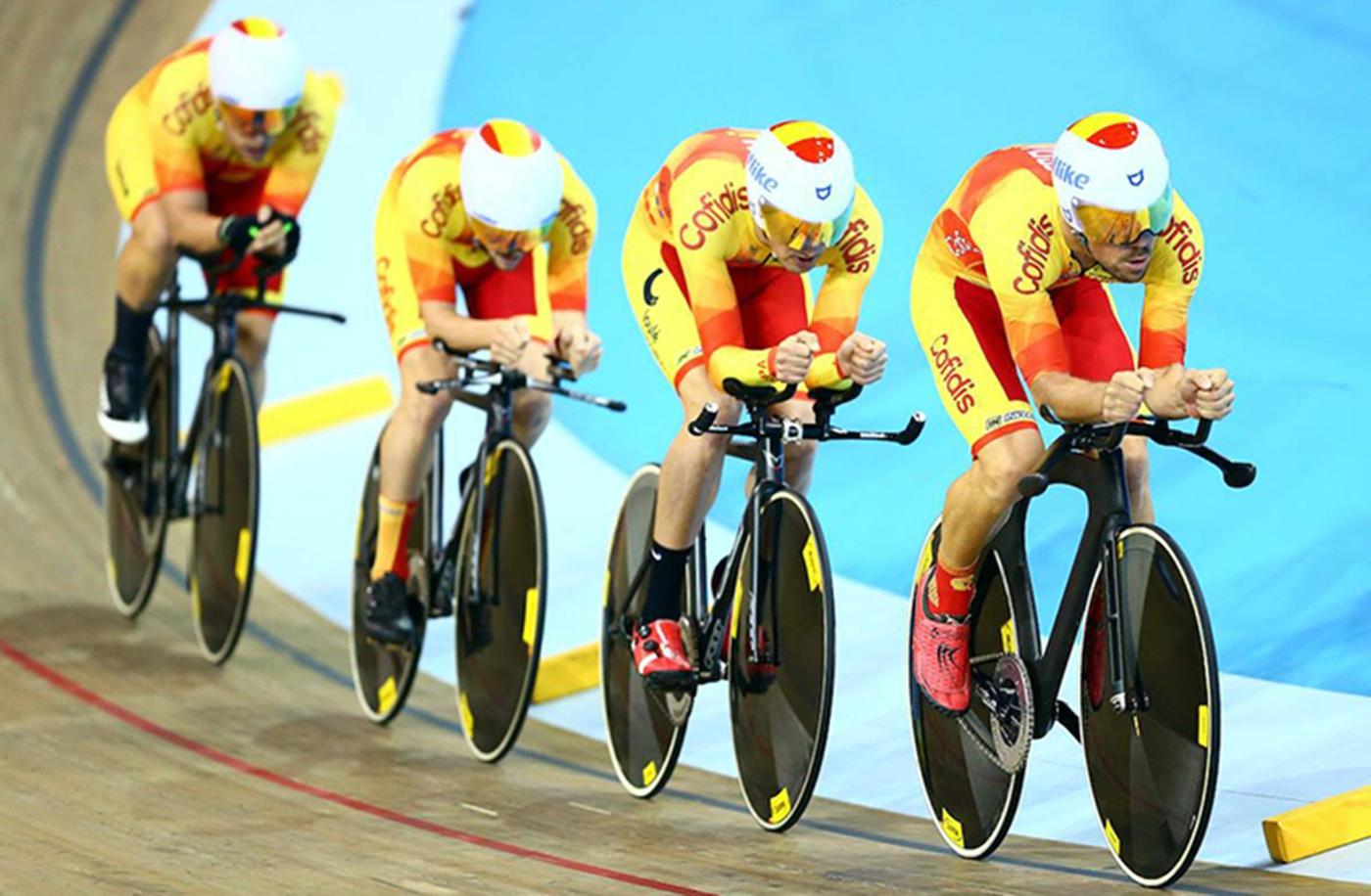Dónde ver el Mundial de ciclismo en pista de Apeldoorn
