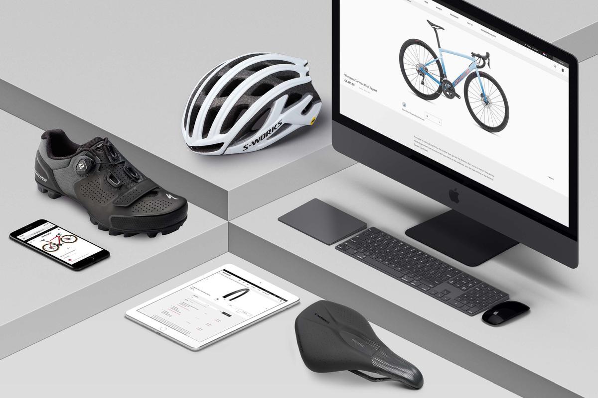 Specialized acerca el comercio digital con la tienda física