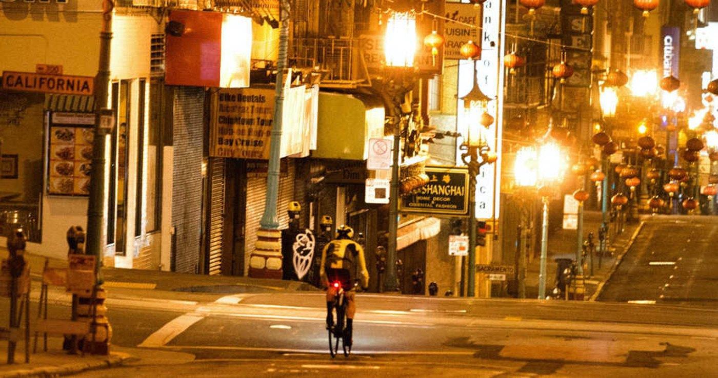 Bontrager Ion 350 R la nueva luz diurna para ciclismo de carretera