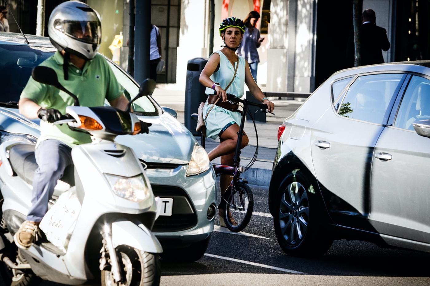 Matricula y carnet por puntos para bicicletas ¿es buena idea?