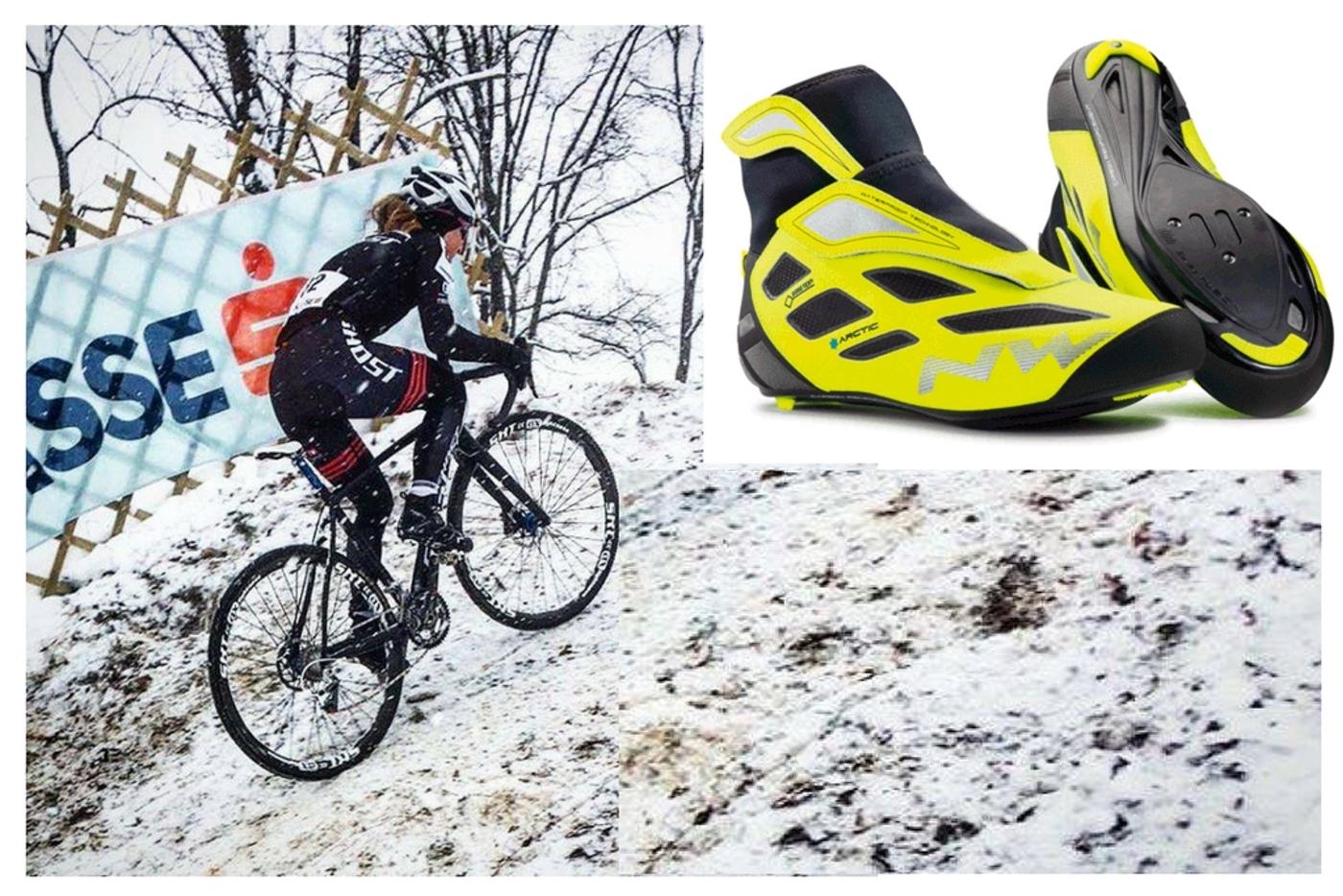 Extreme winter y Fahrenheit Artic, las zapatillas Northwave para el invierno