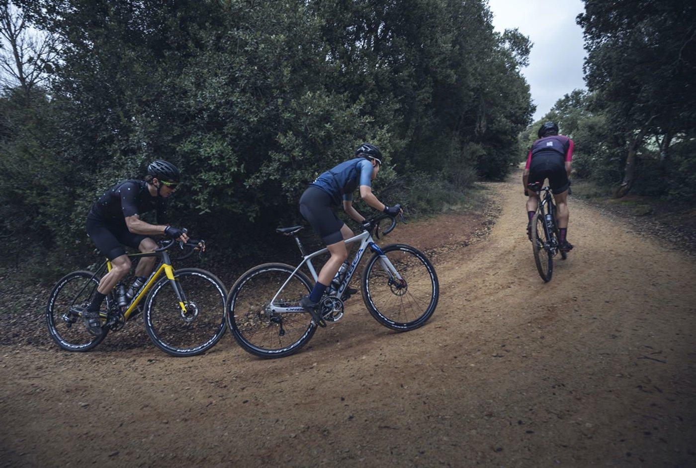 Orbea Terra. La nueva bici gravel de Orbea.