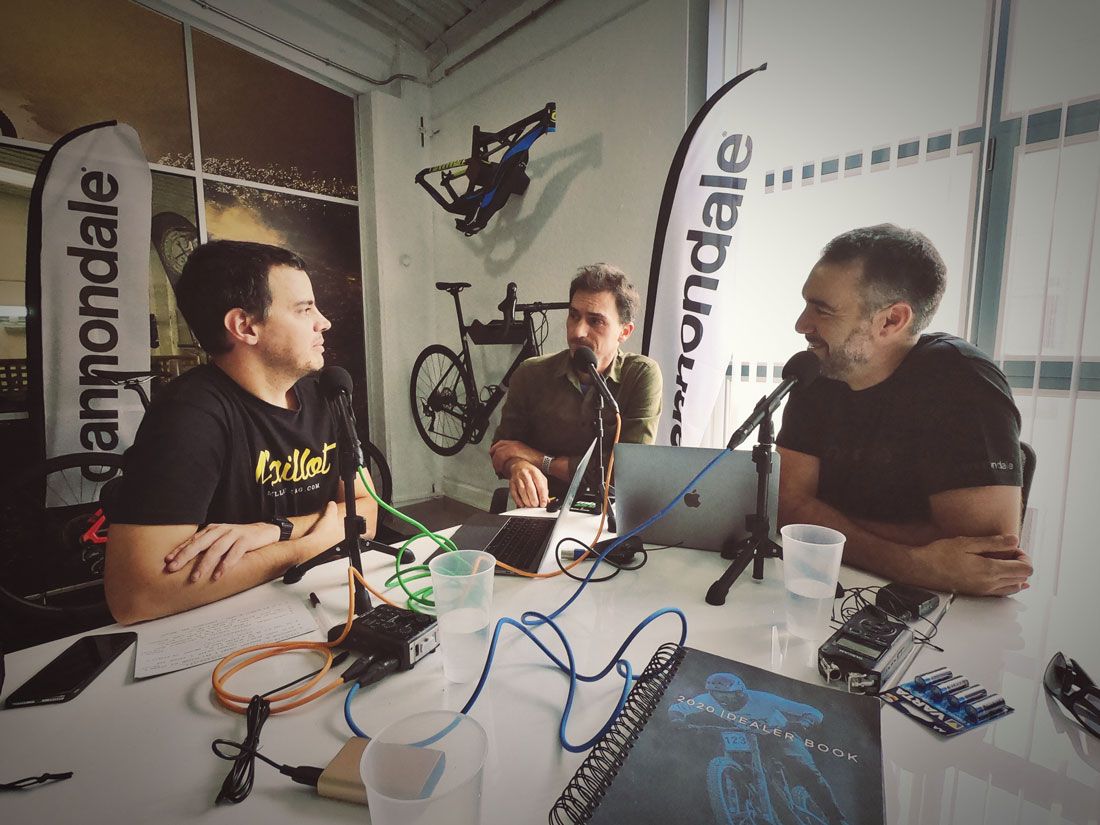 Segundo episodio del podcast: Frenos de disco en ciclismo de carretera