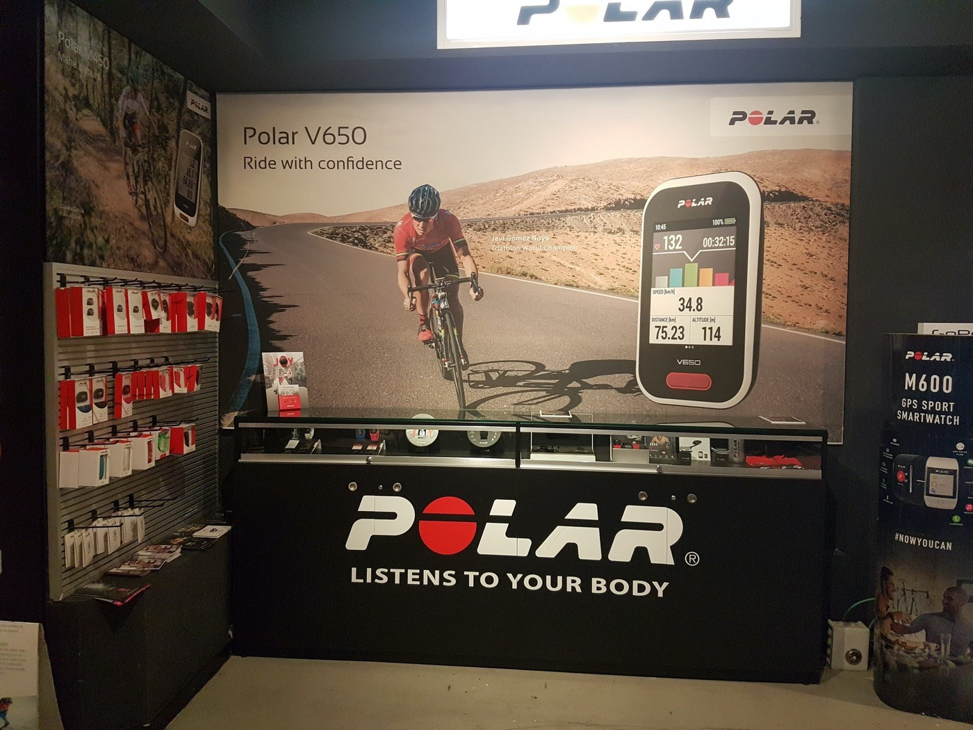 Polar Cycling Test Centers