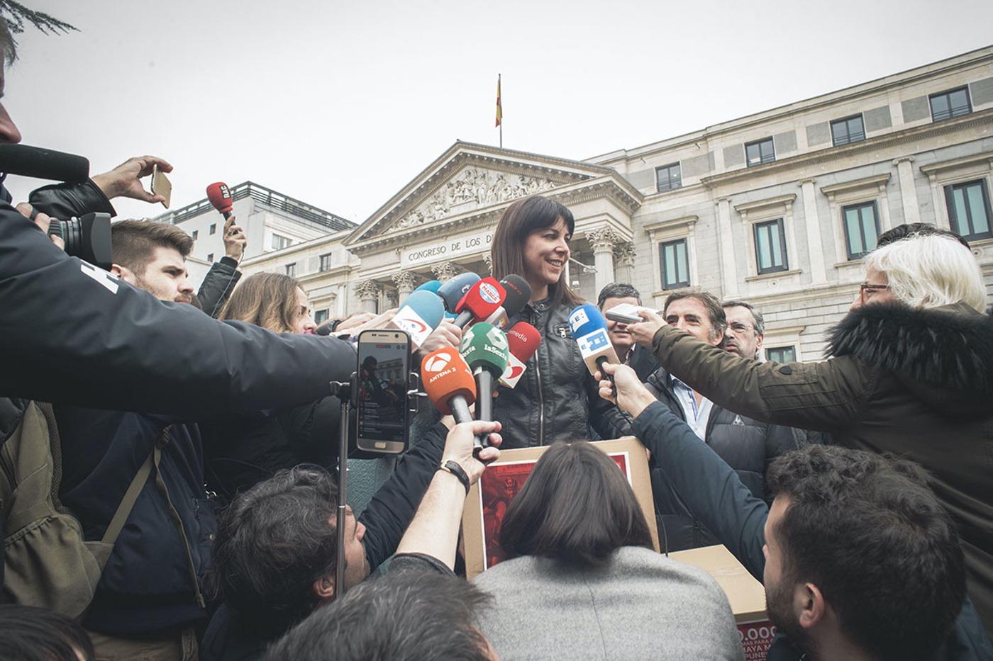 Mañana, 20 de febrero, se hará realidad #PorUnaLeyJusta en el Senado
