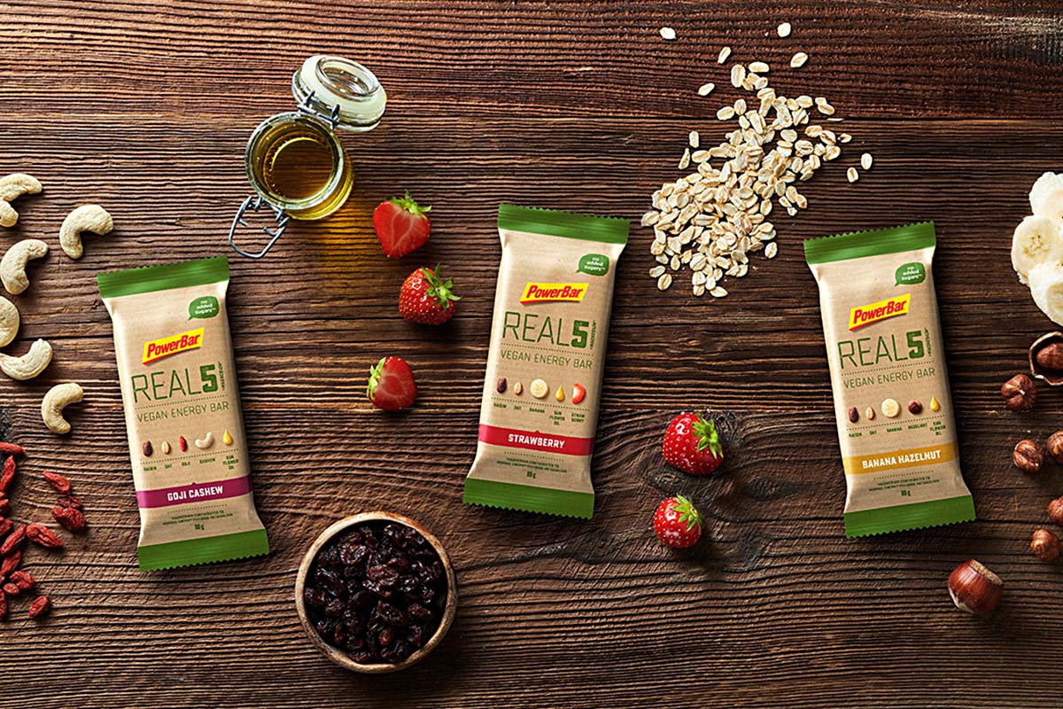 La marca de nutrición Powerbar busca deportistas embajadores