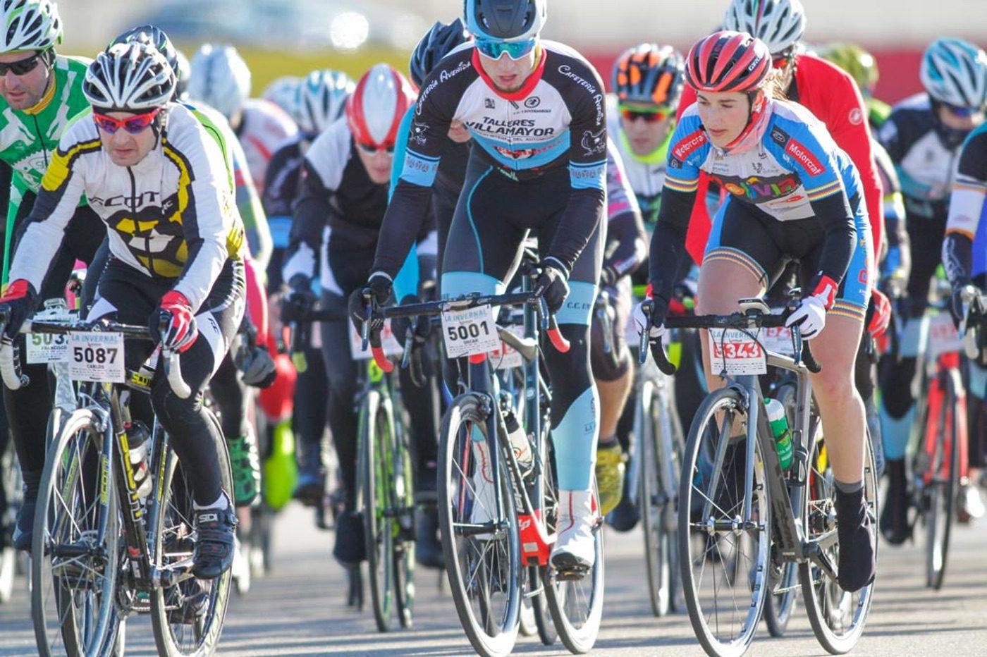 Prueba de ciclismo de carretera Motorland Aragón