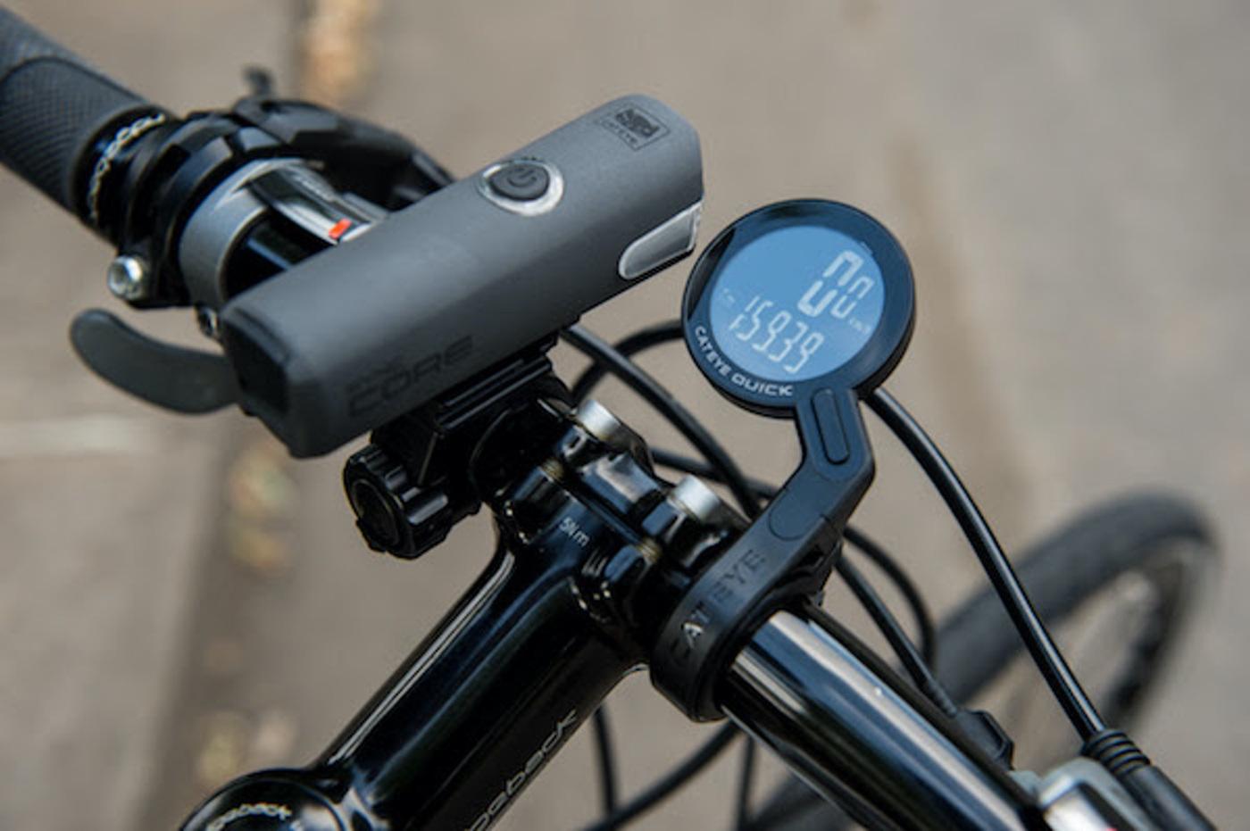 CatEye Quick: Elegante y estiloso para ciclismo urbano.