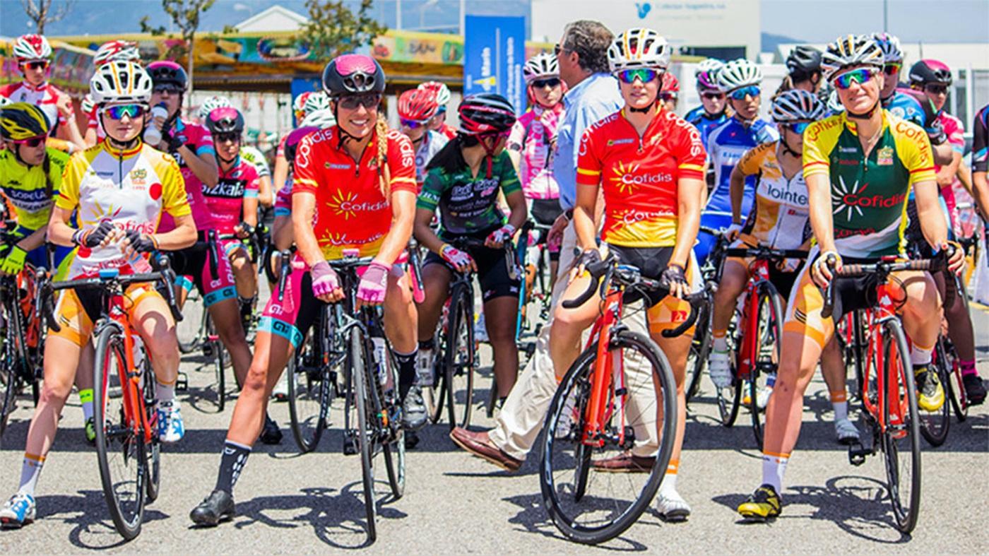 Primeras Jornadas de Tecnificación y Seguimiento del Ciclismo Femenino