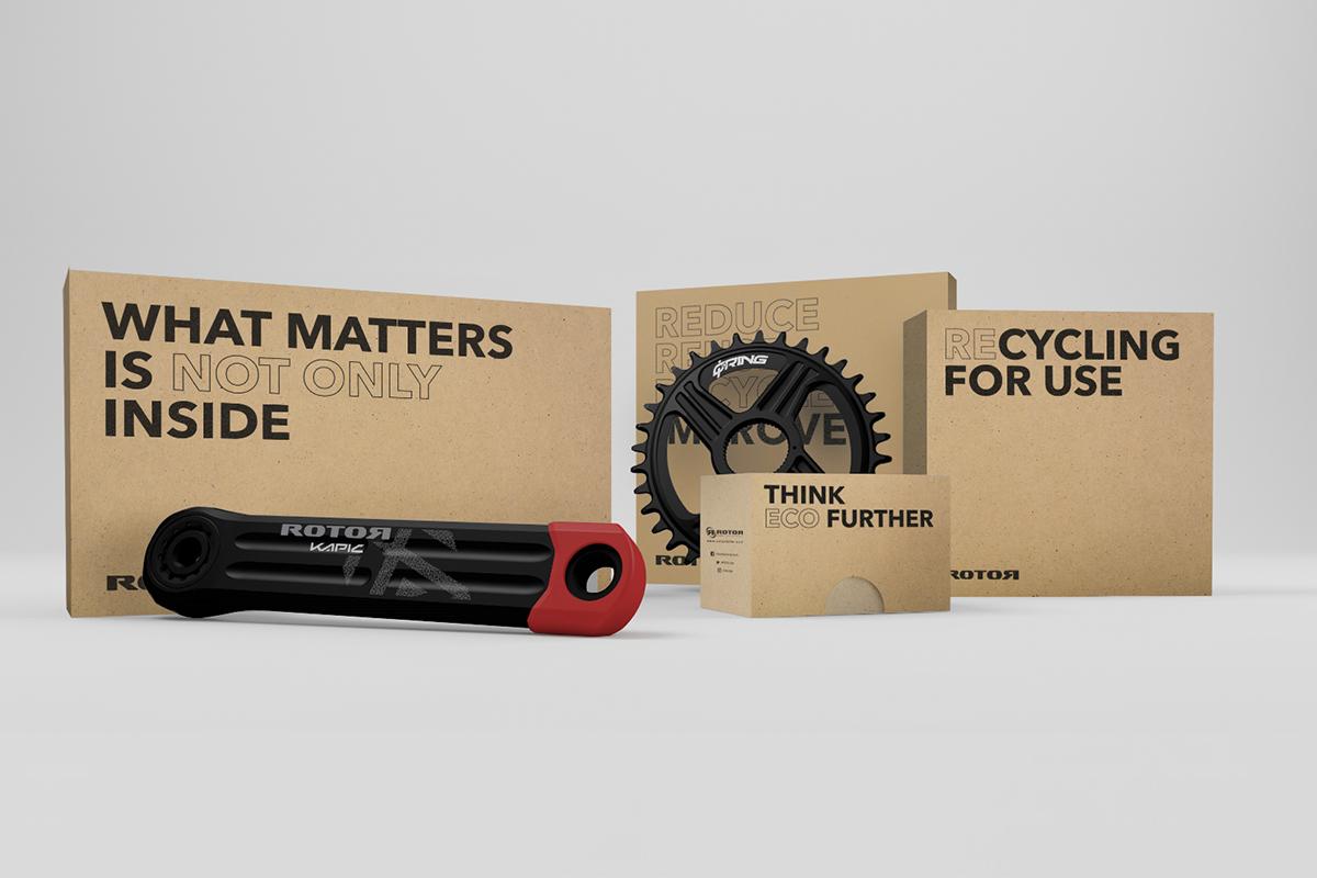 ROTOR presenta su nuevo packaging reciclable y ecológico