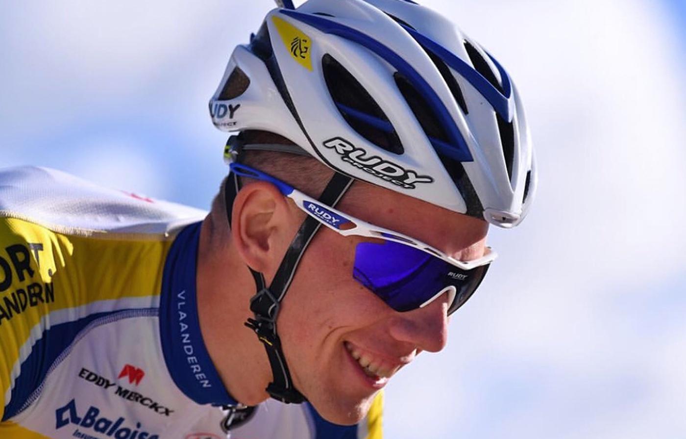 Gafas Rudy Project Tralyx y casco Race Master