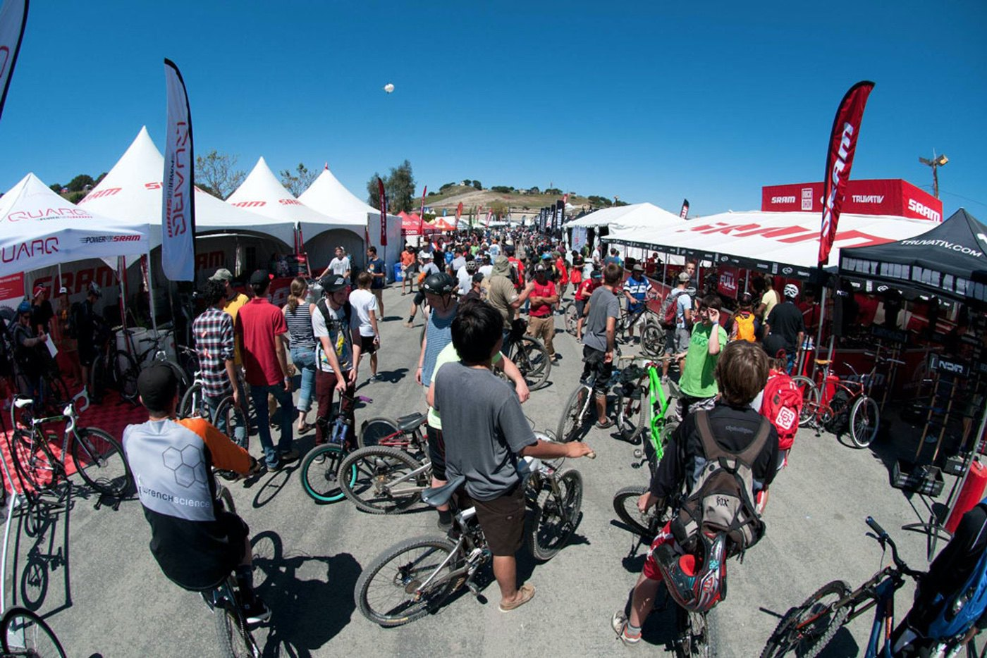 Sea Otter Europe: 3 días, 24 marcas y 300 modelos de bicis para probar