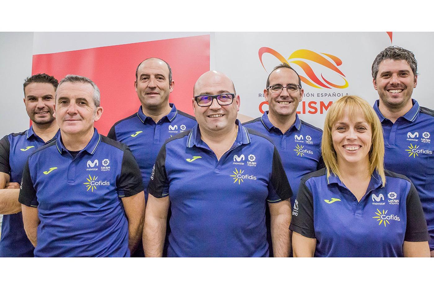 Aprobados los nuevos seleccionadores de la Selección Española de Ciclismo