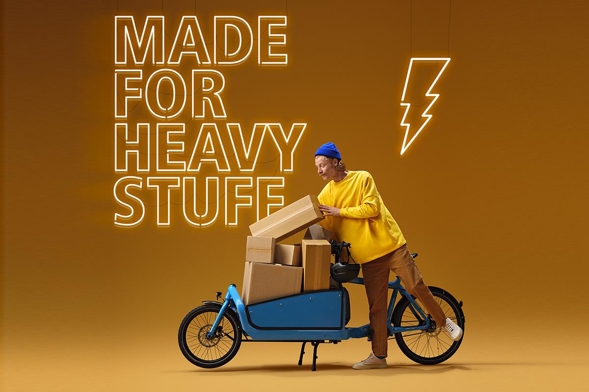 Shimano presenta dos especificaciones del EP8 y E6100 para las e-cargo bikes