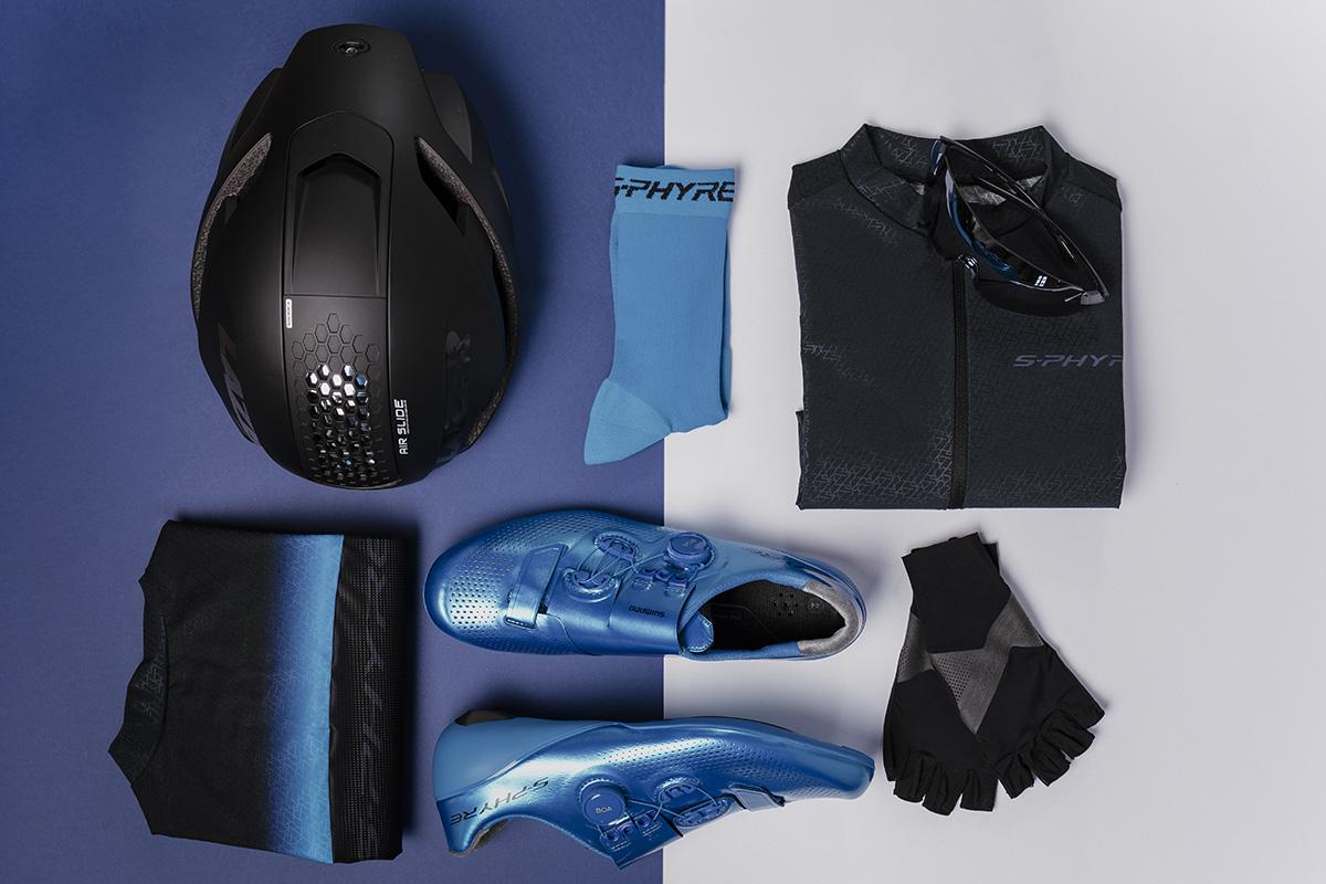 Nuevas zapatillas y prendas S-Phyre Shimano 2020