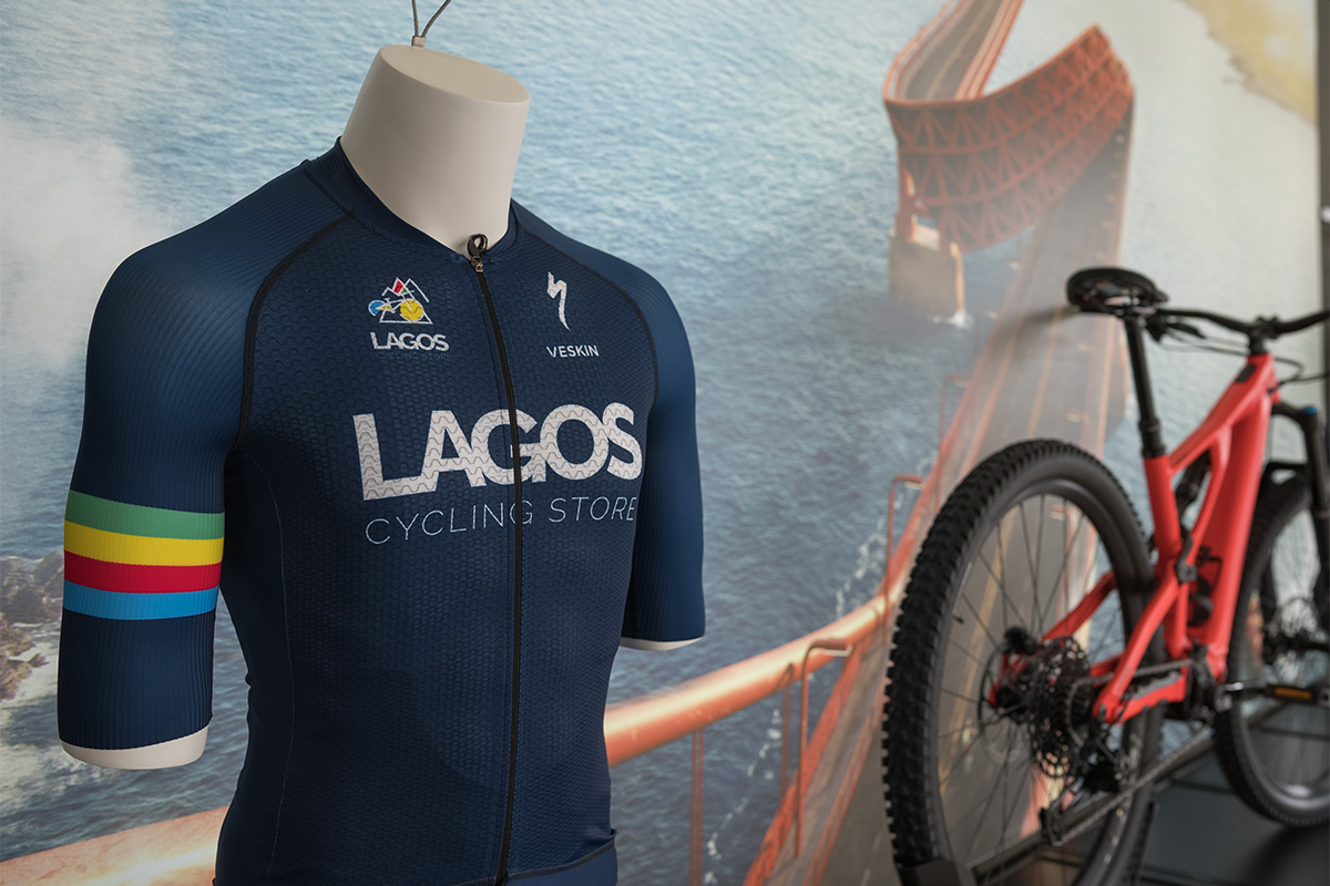 Specialized abre su Brand Store Lagos Cycling Store en Gijón