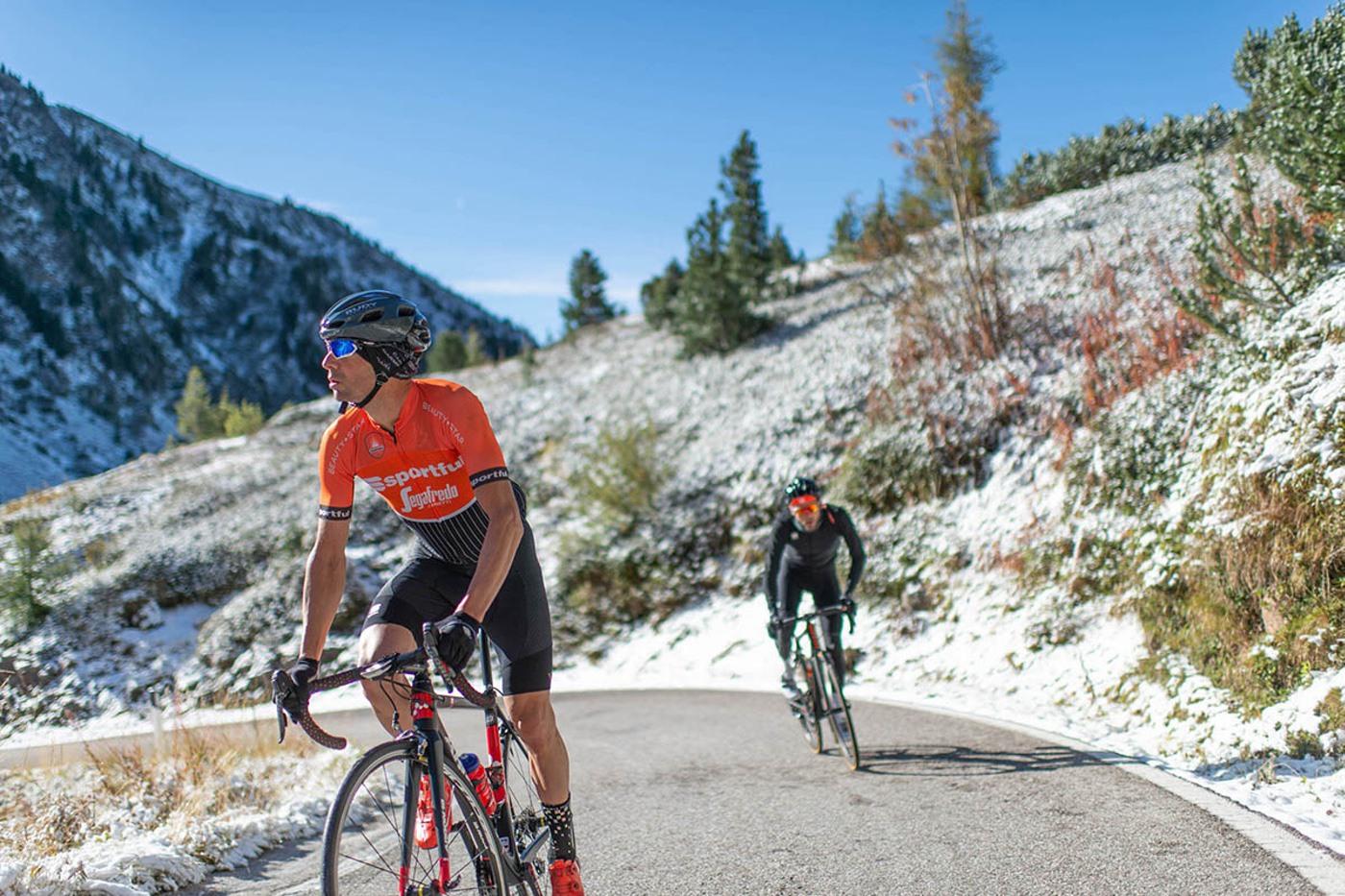 25º aniversario de la Sportful Dolomiti Race