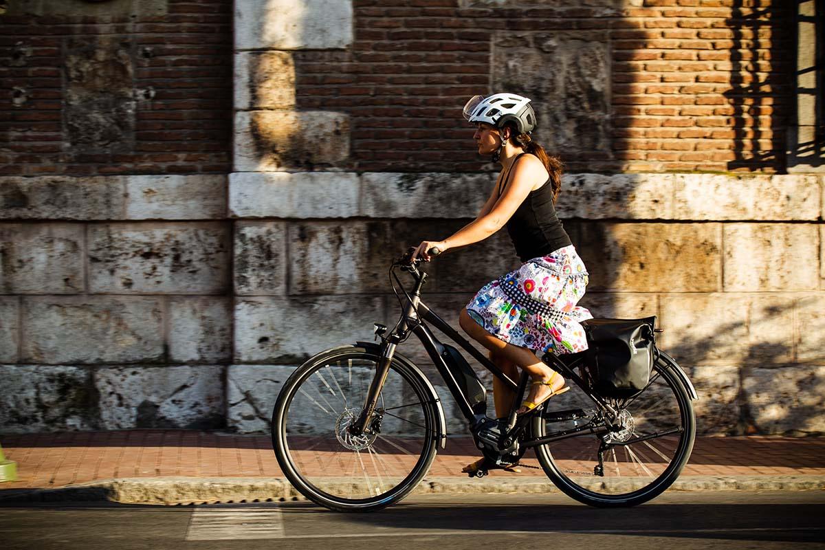 Guía para pedir las ayudas de la Comunidad de Madrid a las bicicletas eléctricas