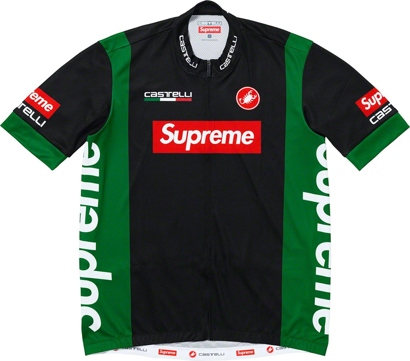Maillot Supreme x Castelli