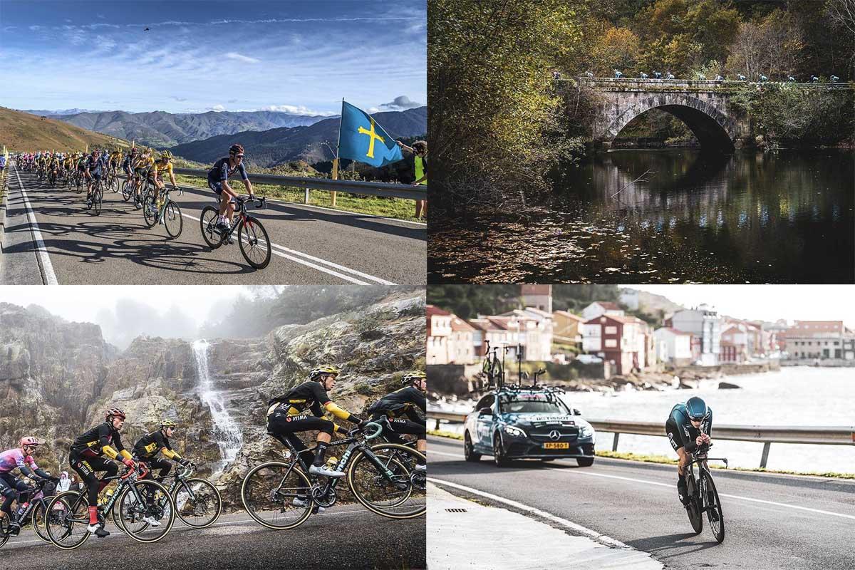 Las 3 etapas clave que van a decidir la Vuelta a España 2021