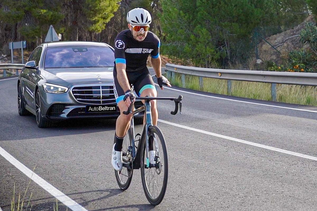 """""""Con(vivir)"""" y la seguridad activa: ¿Qué pueden hacer ciclistas y conductores para circular de forma más segura?"""