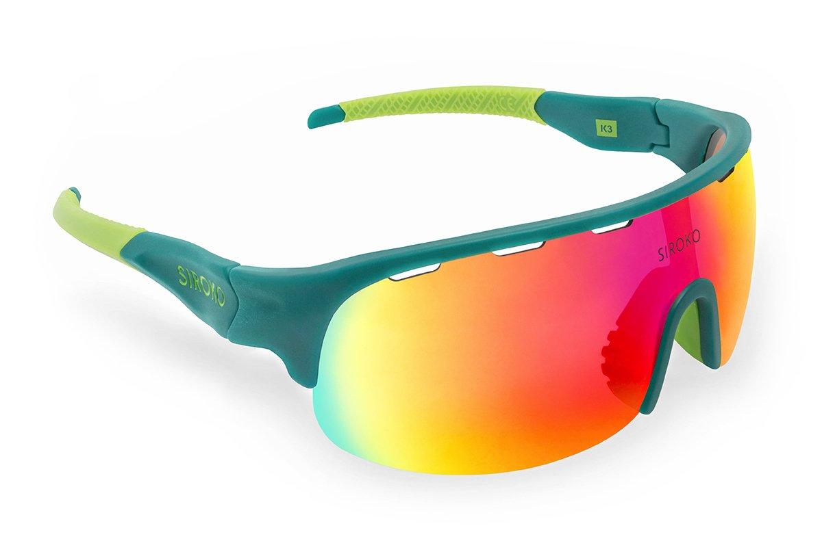 Gafas de ciclismo Siroko K3 Stelvio