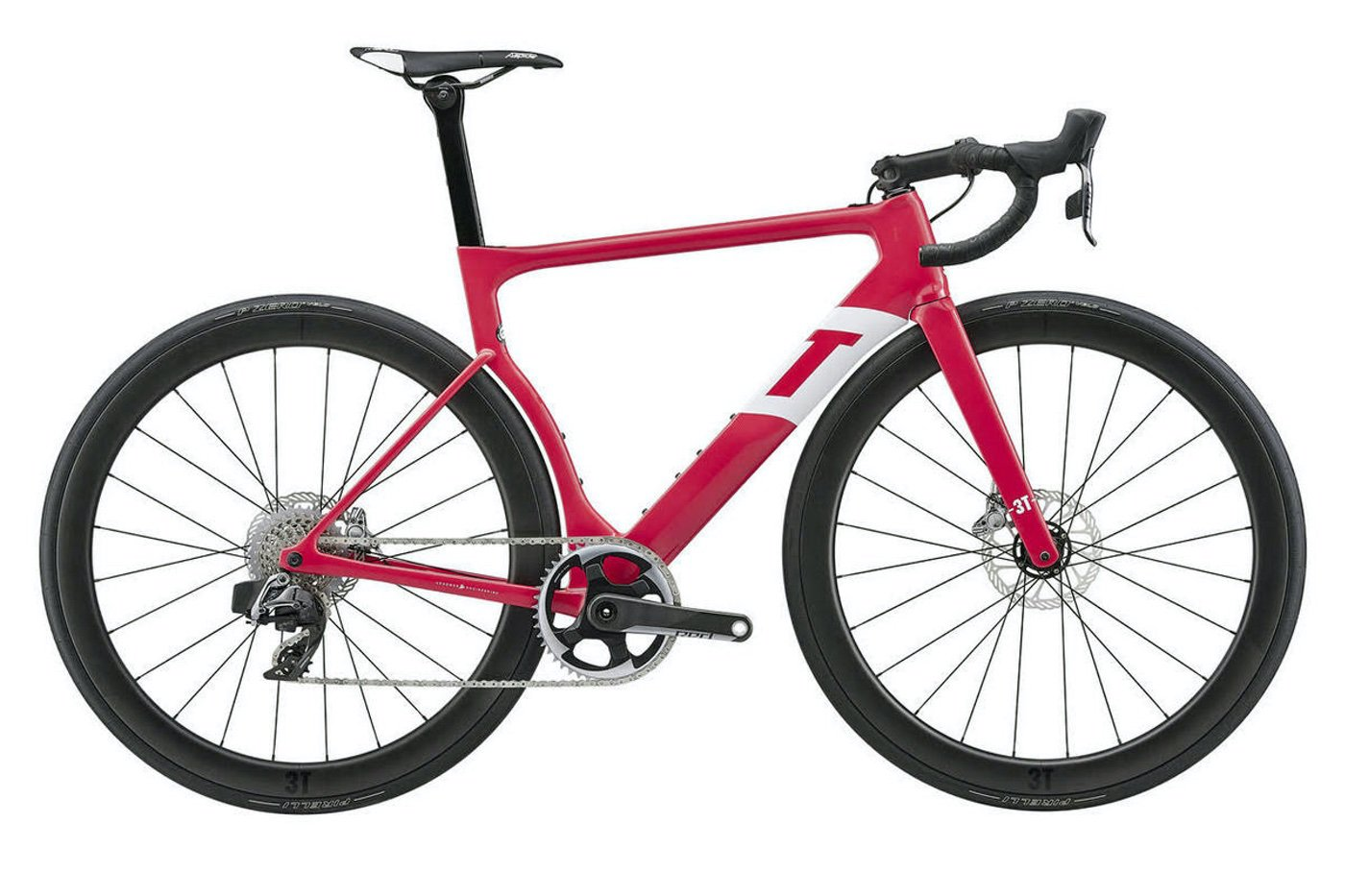 3T Strada Team RED eTap