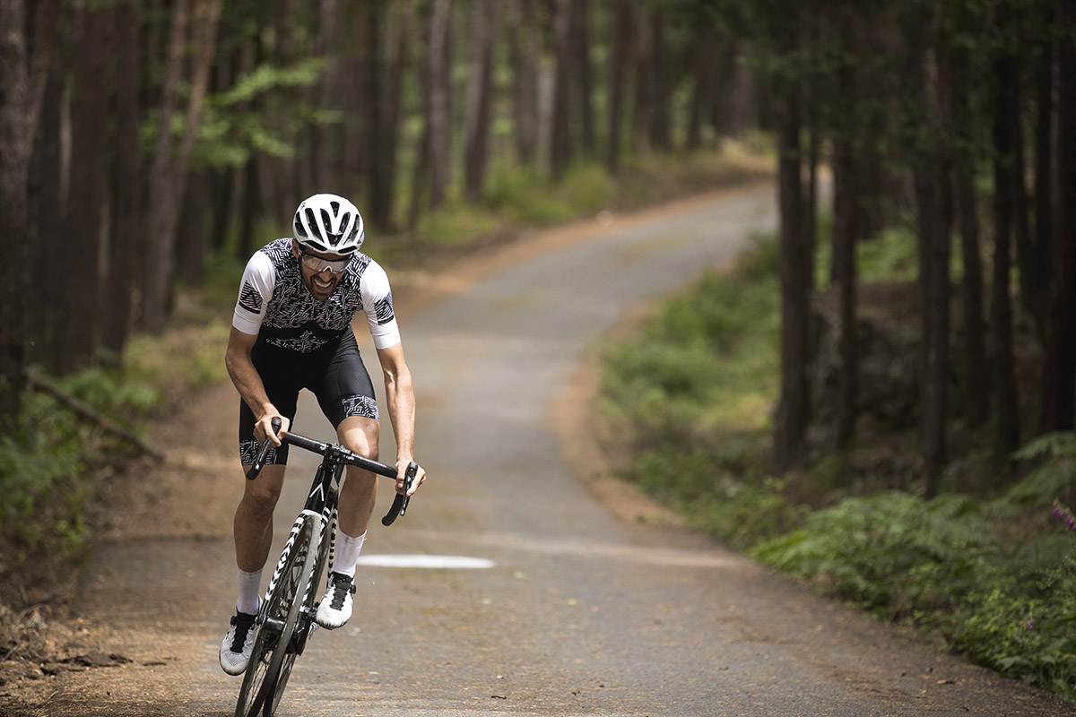 Alberto Contador completa el reto Everesting