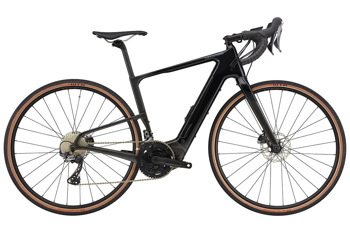 Cannondale Topstone Neo Carbon, e-bike de gravel con suspensión KingPin