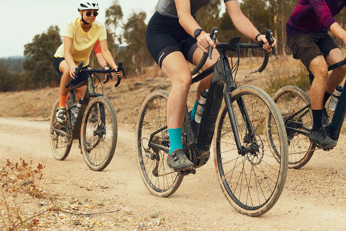 Cannondale Topstone Neo Carbon y Neo Carbon Lefty: una e-bike de gravel con doble suspensión