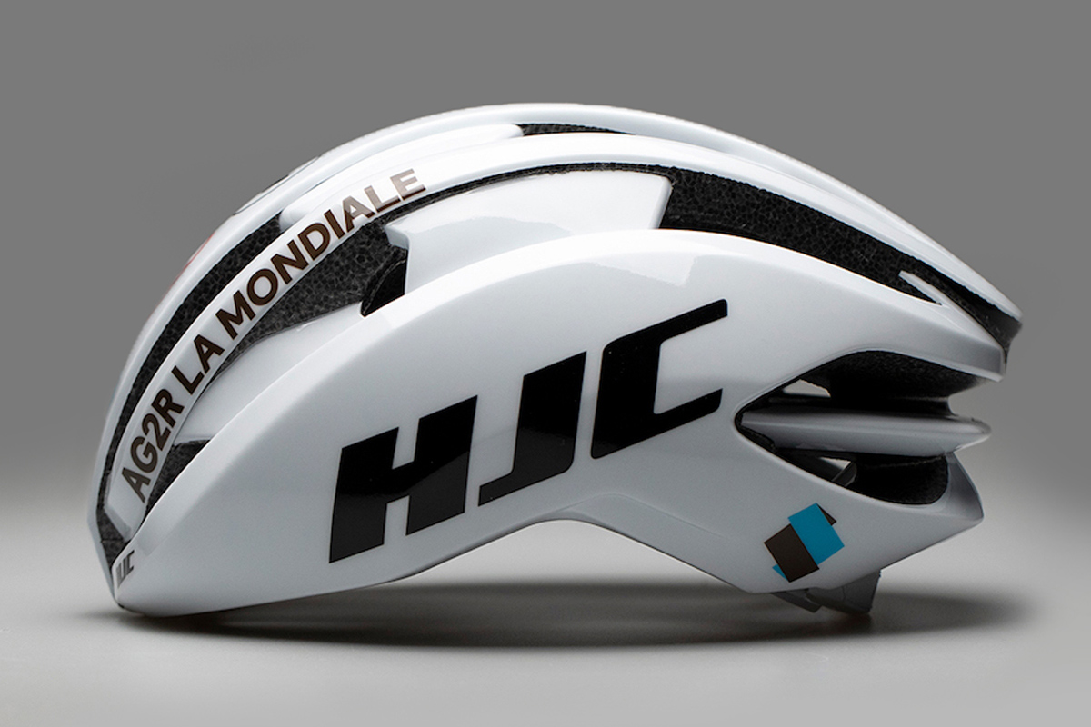 Casco modelo HJC Ibex 2.0