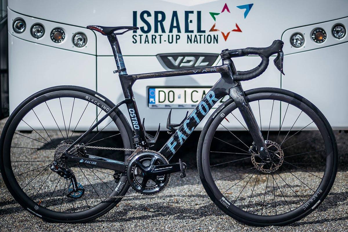 Chris Froome se convierte en inversor de Factor Bikes