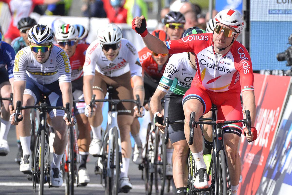 FSA y Vision en el Giro: sus 5 equipos patrocinados