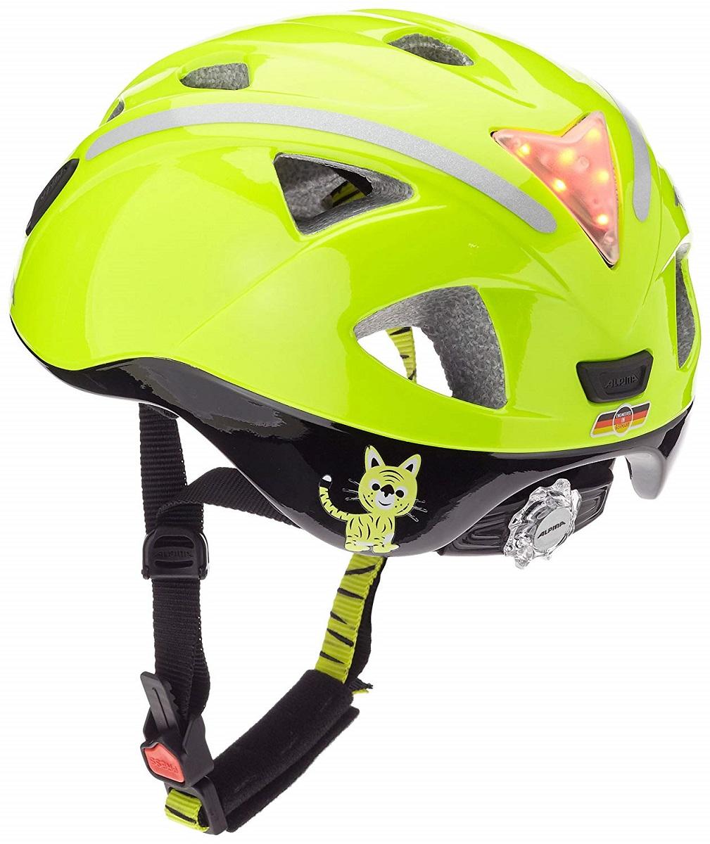 Turquesa 2019 Casco de Bicicleta Ni/ños ALPINA Ximo Flash