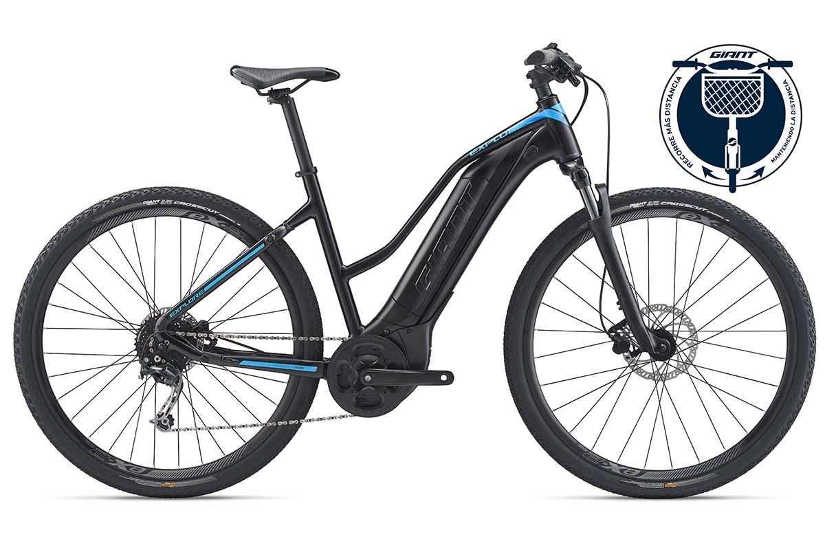 Giant Explore E+ 4 STA, una e-bike de trekking por 2.099 €