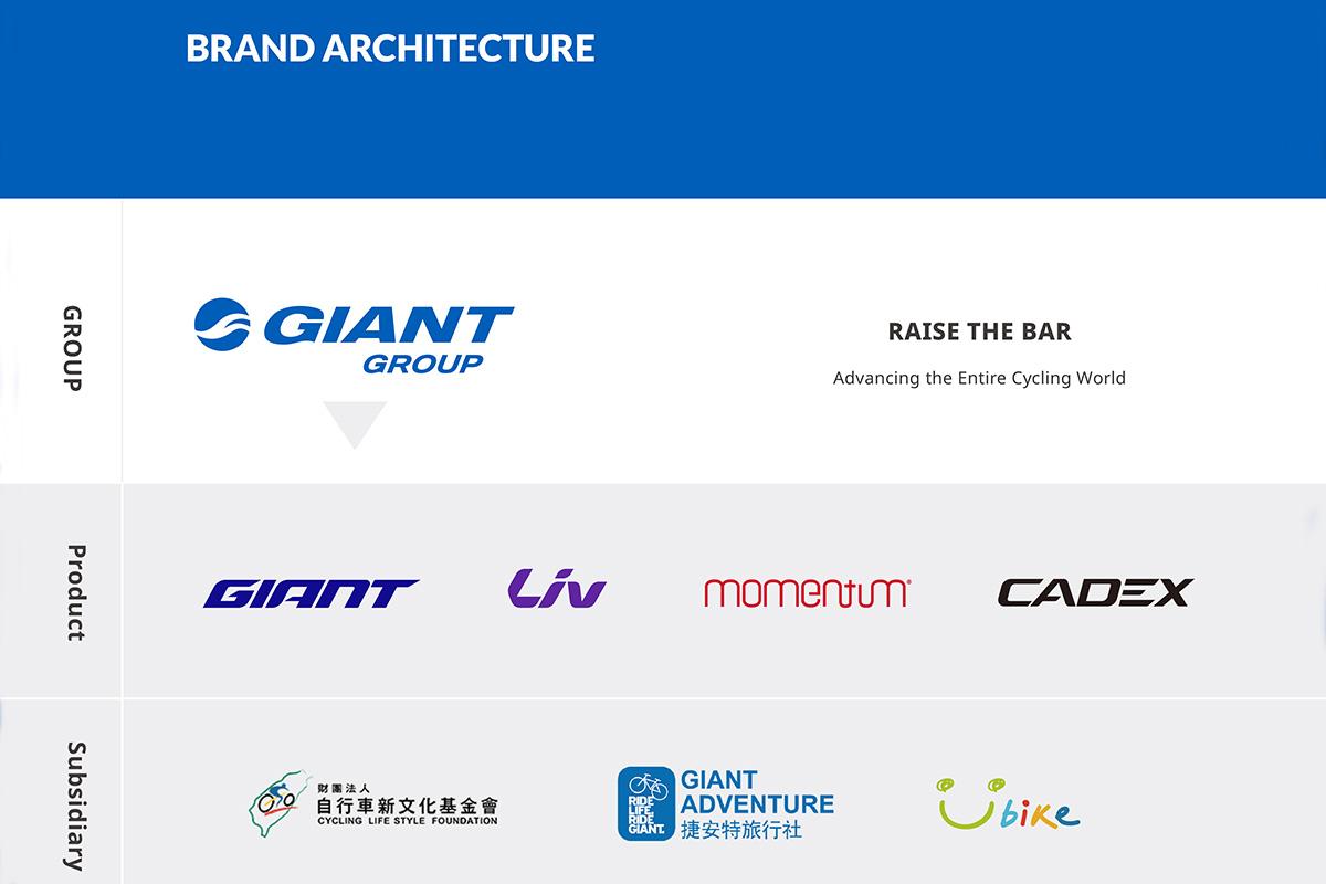Giant marca su estrategia. Nueva imagen y estructura del grupo