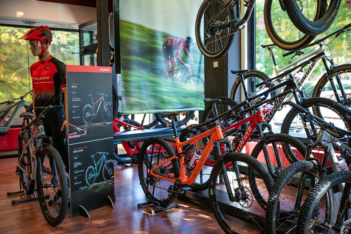 Bicicletas Specialized en KBIKE Cycling Store