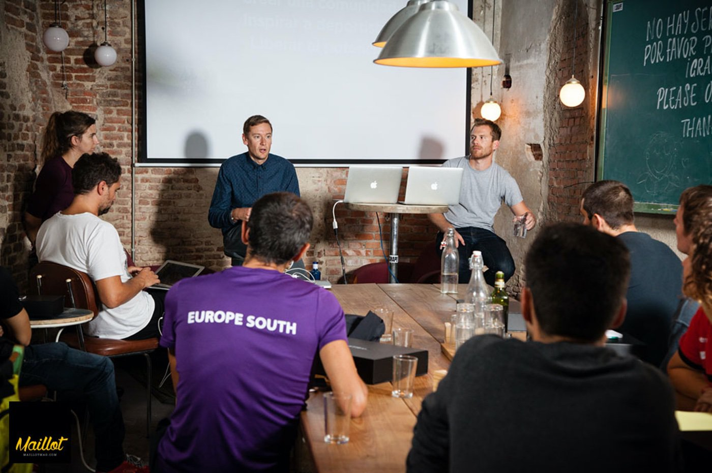 Presentación de STRAVA Beacon en Madrid
