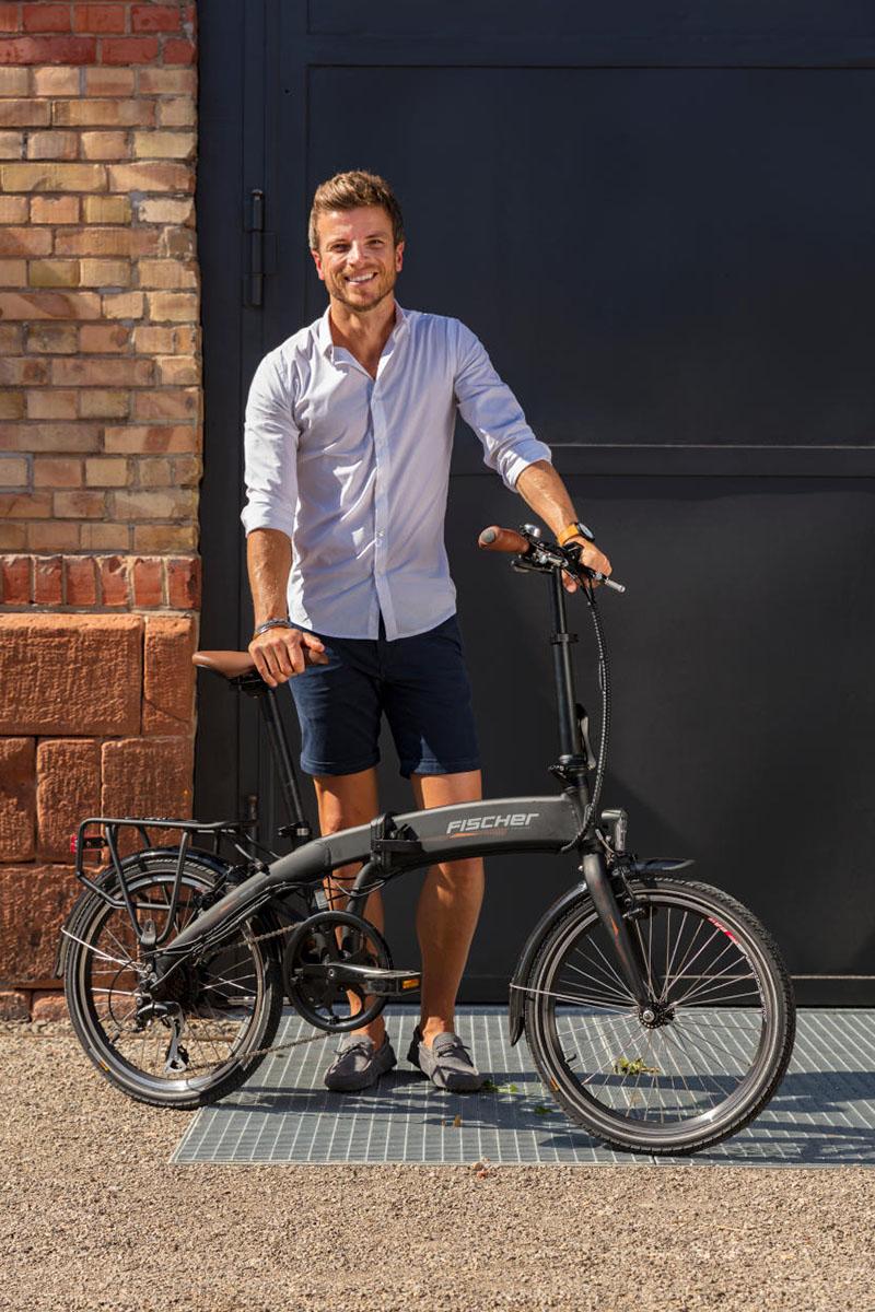 Las e-bikes urbanas de Fischer llegan a España de la mano de Vic Sports