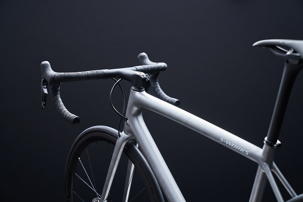 Specialized S-Works Aethos Founder's Edition