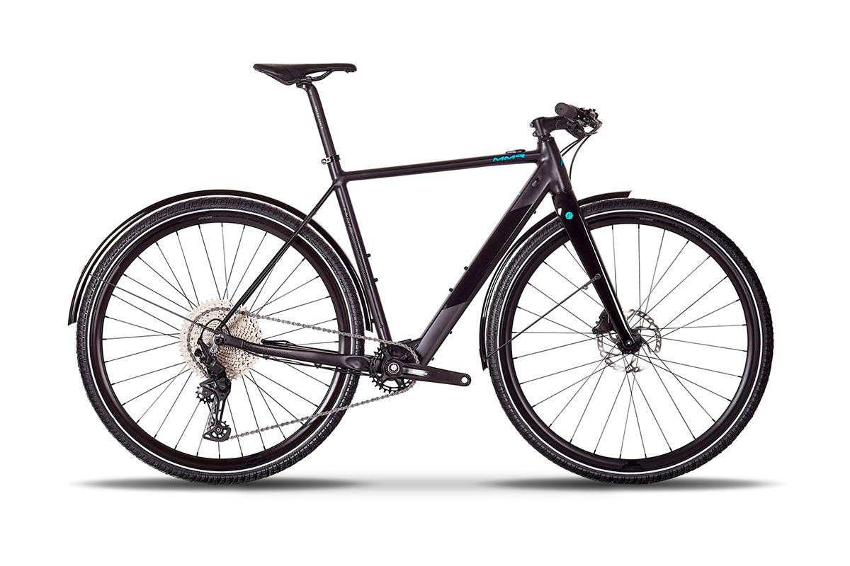 Nueva MMR Tempo, la e-bike urbana con cuadro de aluminio