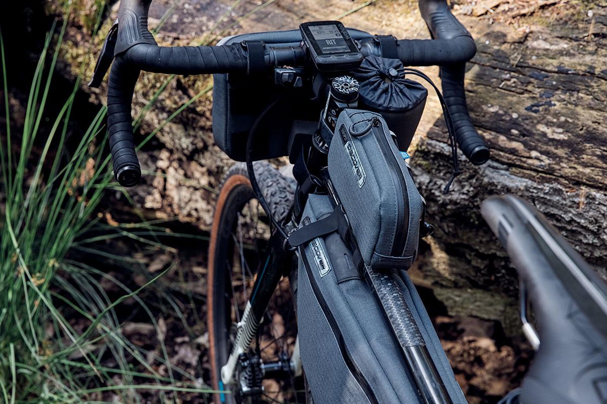 Nuevas bolsas Pro Discover Team para gravel y bikepacking