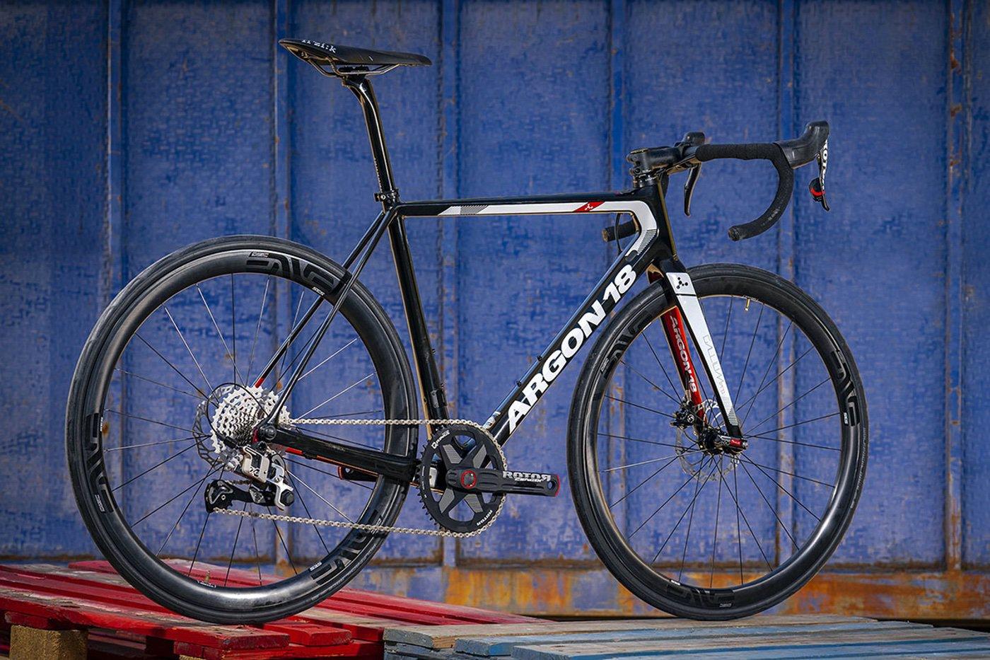 ROTOR 1x13 bicicleta de carretera de competición
