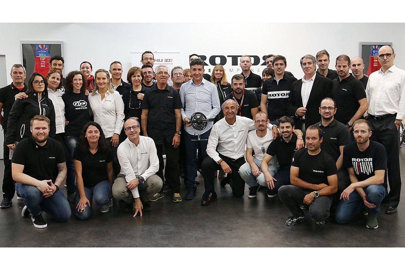 ROTOR homenajea a Carlos Sastre en el 10º aniversario de su Tour