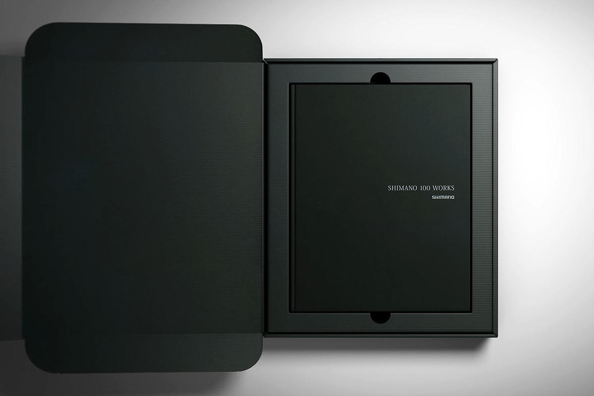 Fotolibro Shimano 100 Works del centenario de Shimano