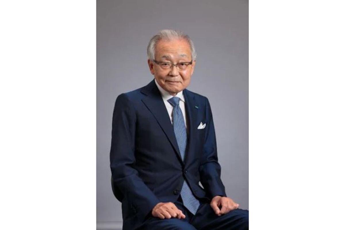 Yozo Shimano, presidente de Shimano