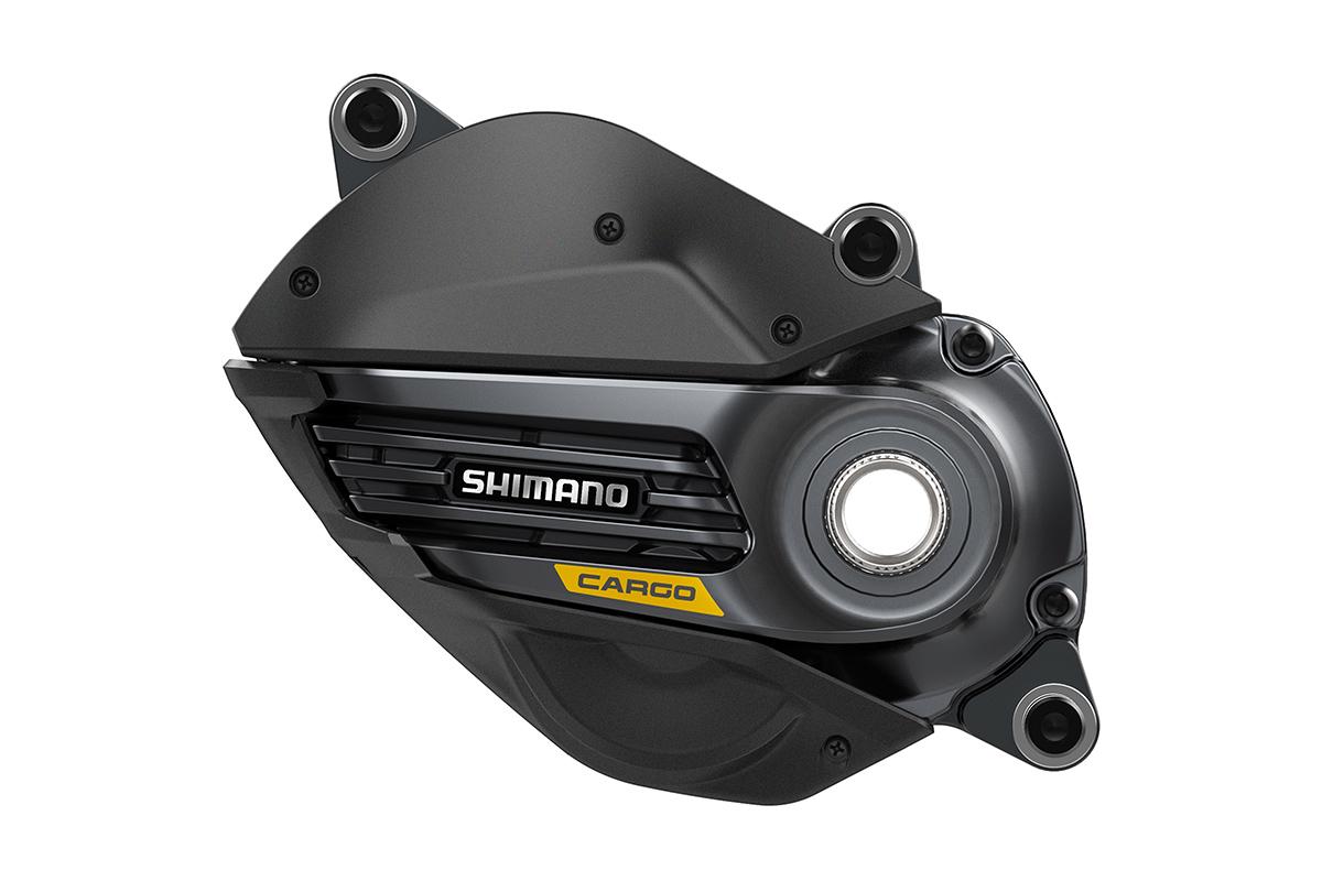 Motor Shimano EP8 Cargo (DU-EP800-CRG) para e-cargo bikes