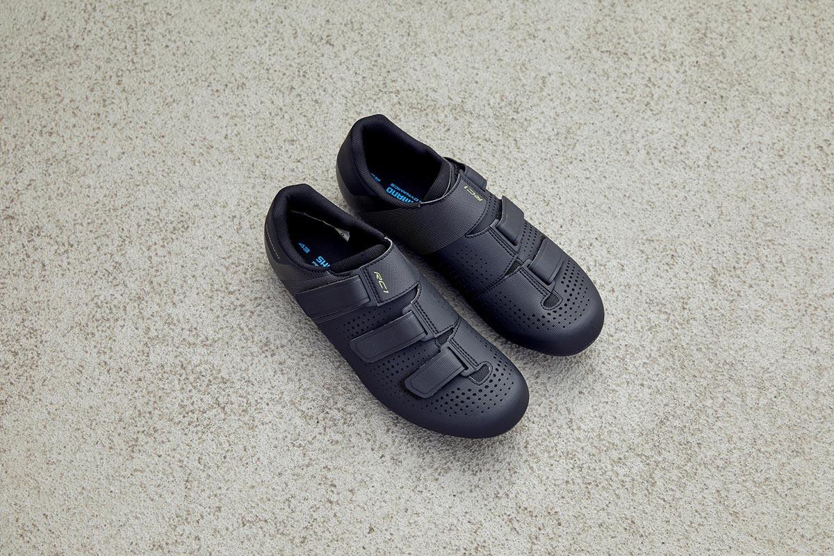 Nuevas zapatillas Shimano RC1 2021